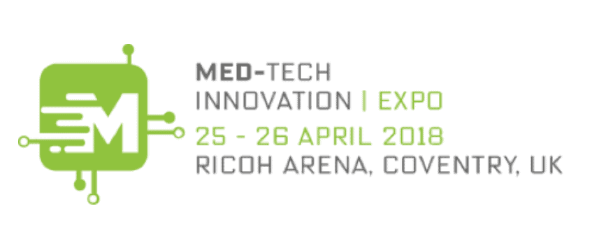Will we see you at Med-Tech Innovation Expo?