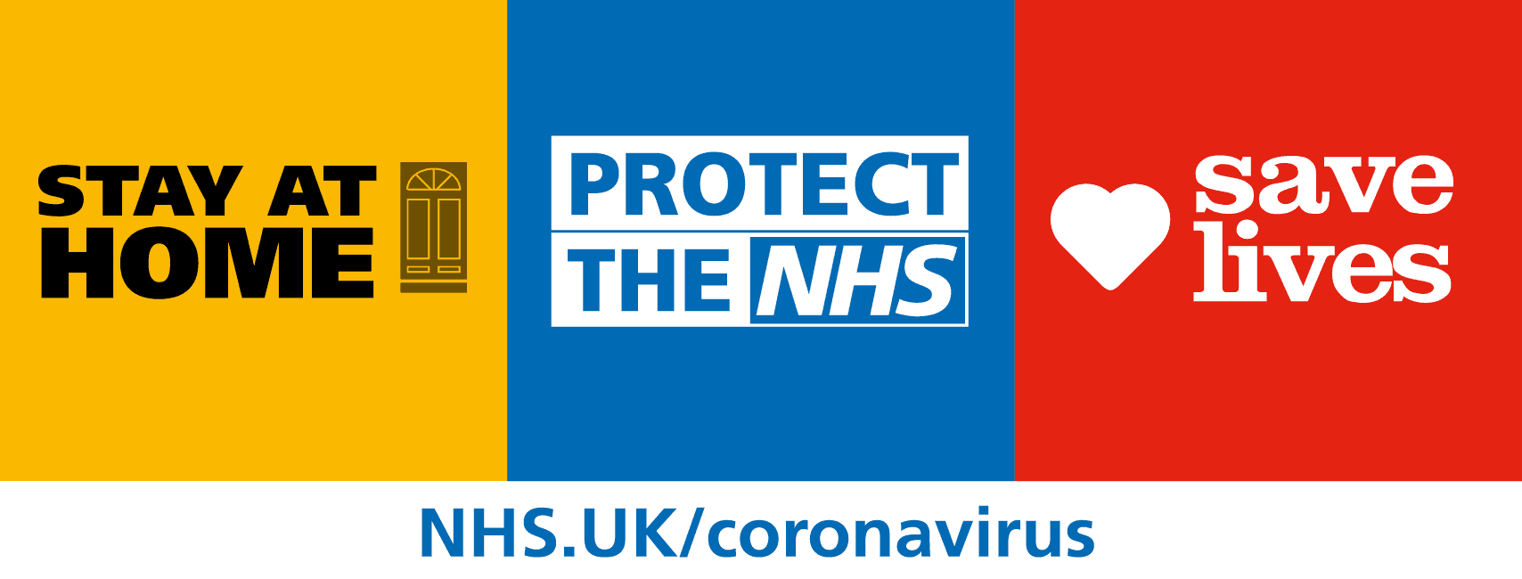 Stay Home, Protect the NHS