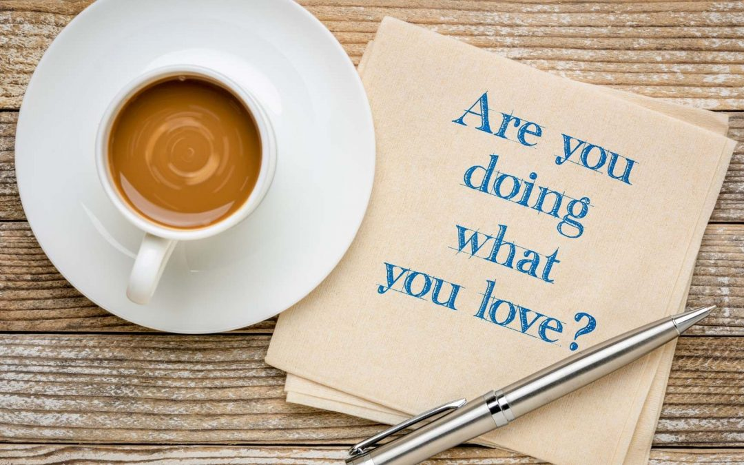 """""""Choose a job you love, and you will never have to work a day in your life,"""" Confucius"""