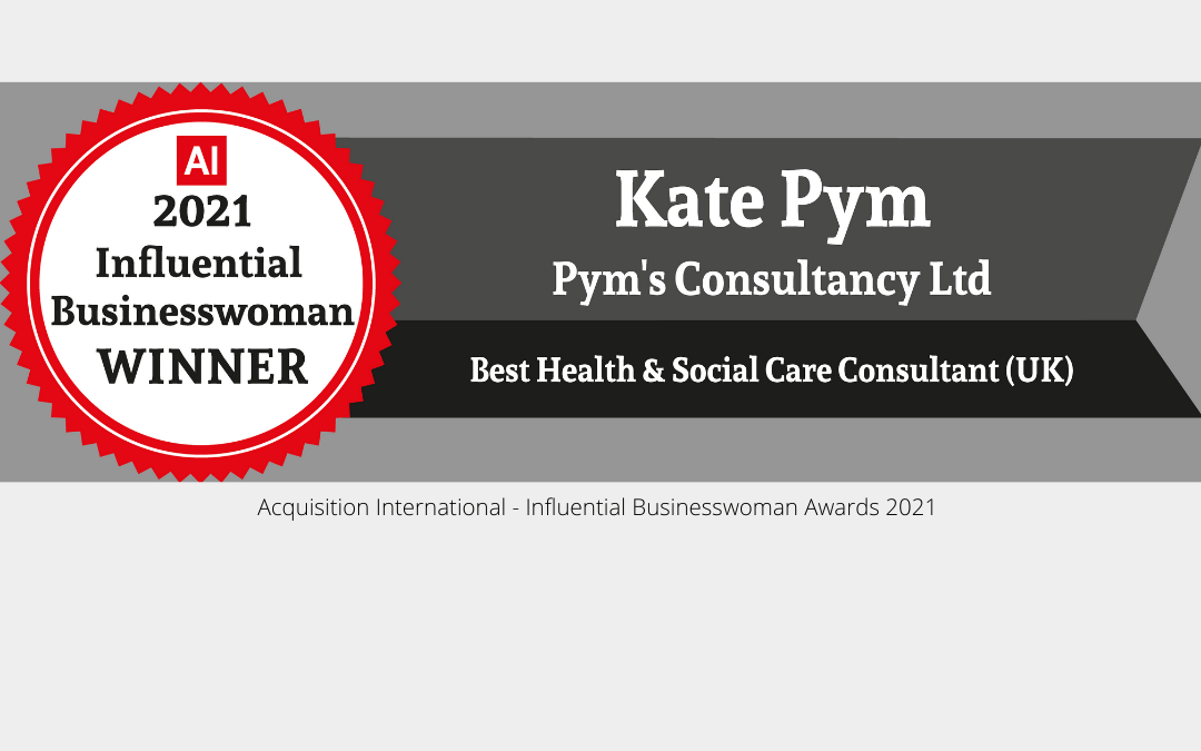 Best Health & Social Care Consultant (UK): Kate Pym